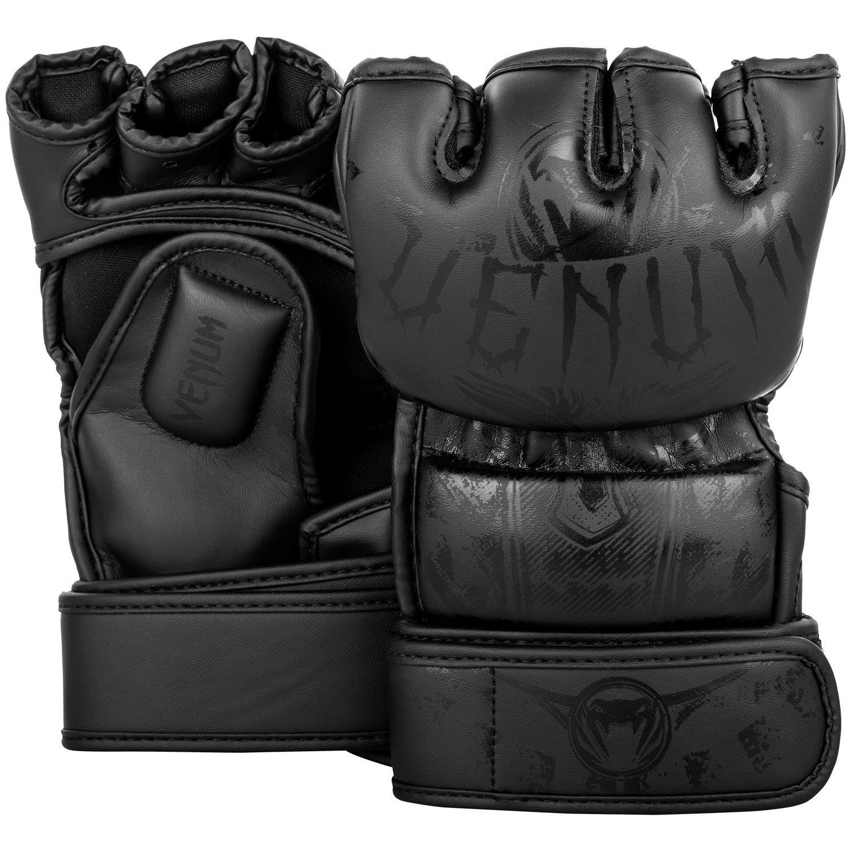 Venum Gladiator 3.0 MMA Gloves - Matte Black