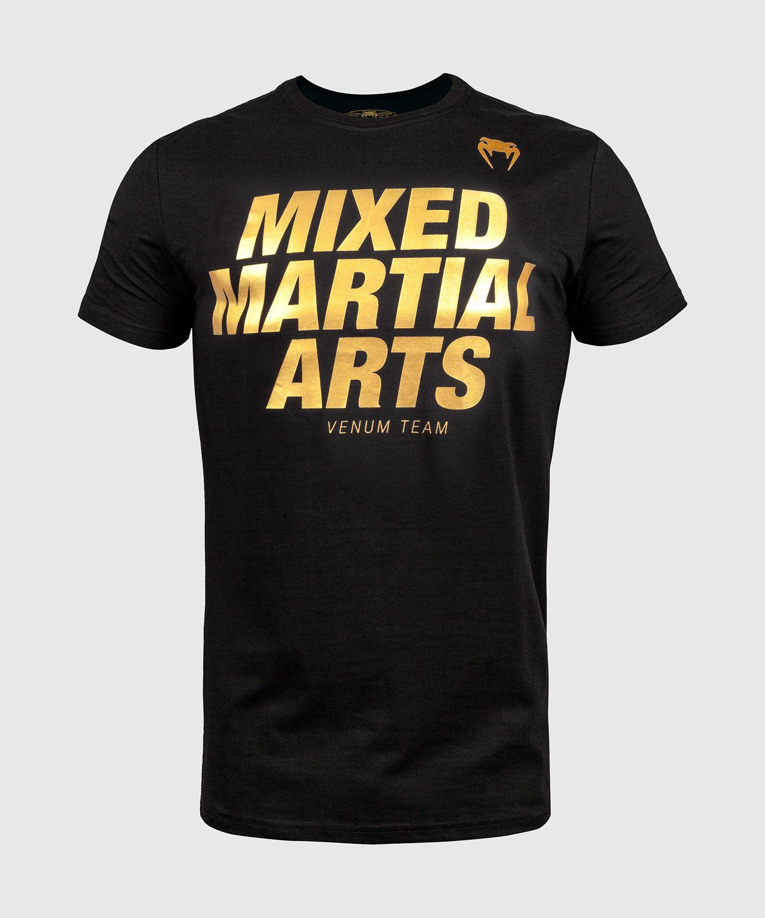 베넘 MMA VT 티셔츠 - 블랙/골드