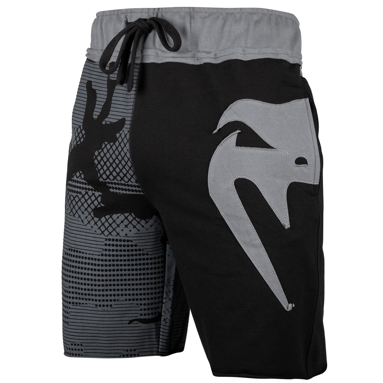 Хлопковые шорты Venum Assault - Black/Grey