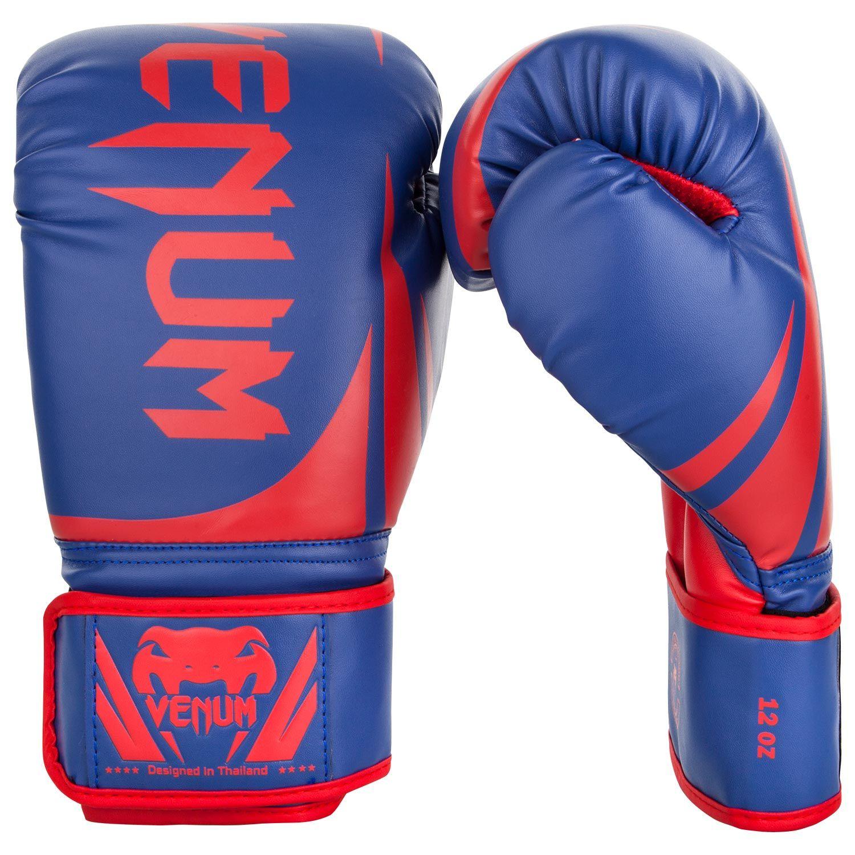 Venum Challenger 2.0 Boxing Gloves - Blue/Red