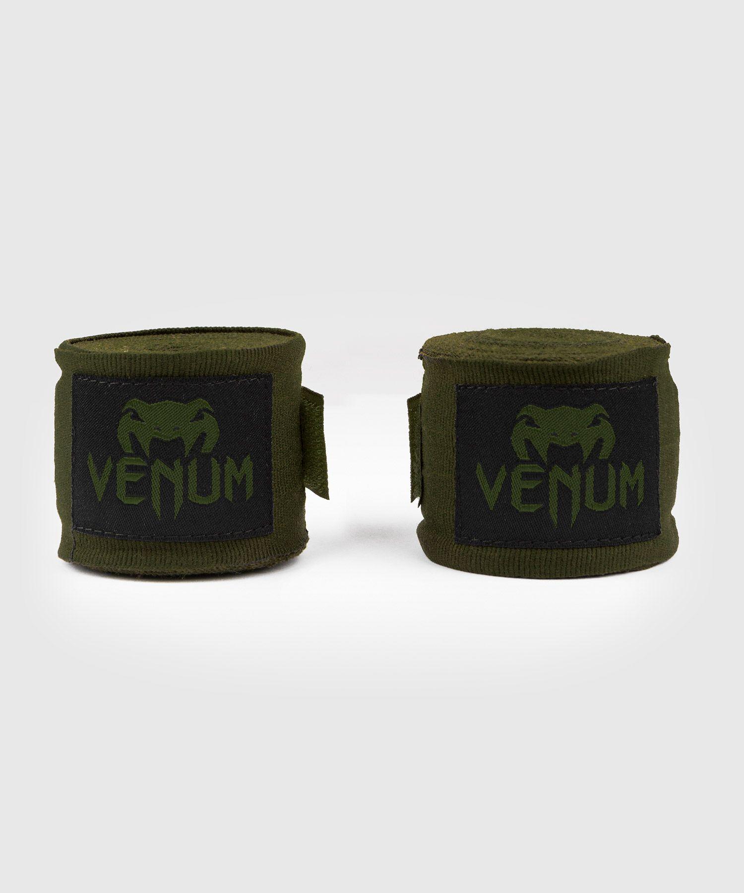 베넘 컨택트 복싱 핸드랩 - 4m - 카키/블랙