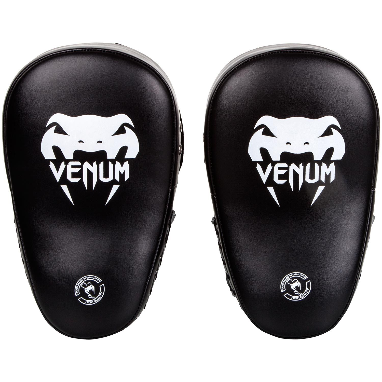 Venum Elite Big Focus Mitts - Black/White