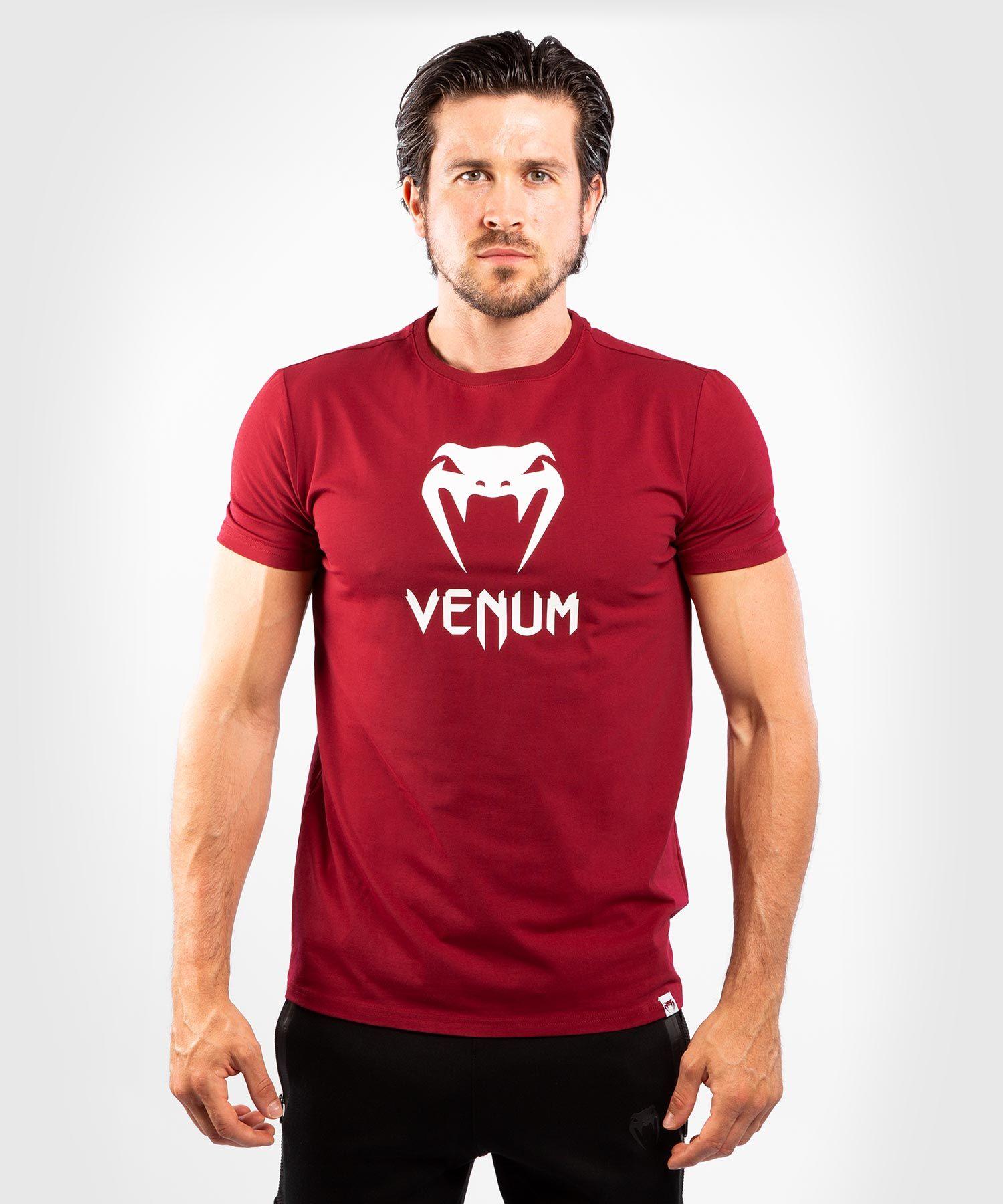 Venum Classic Tシャツ - 보르도