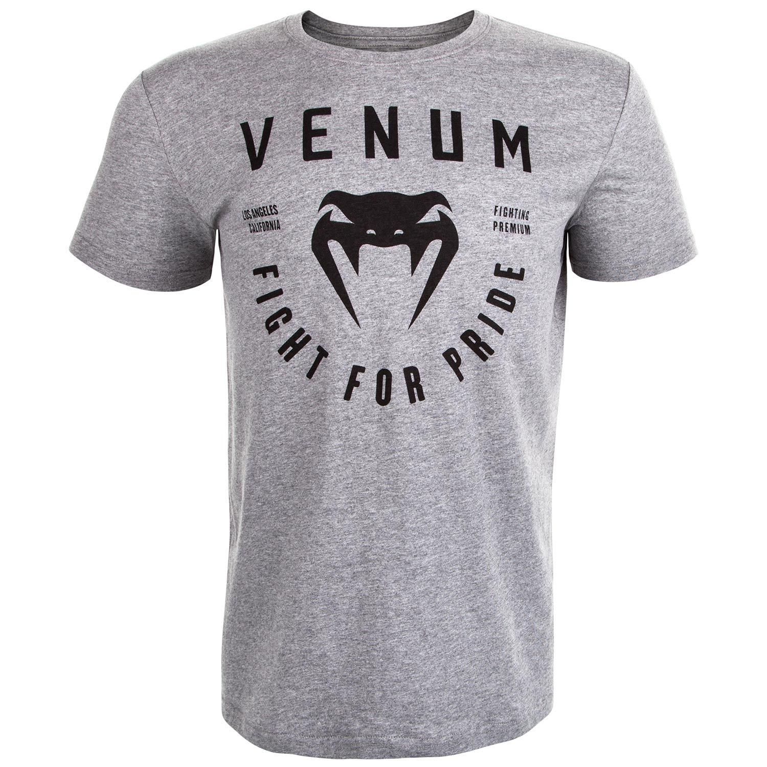 Venum Fight For Pride T-shirt - Heather Grey