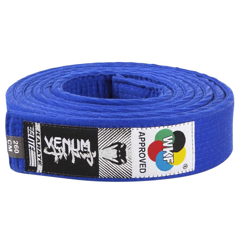 Venum Karate Belt - Blue - 320 cm