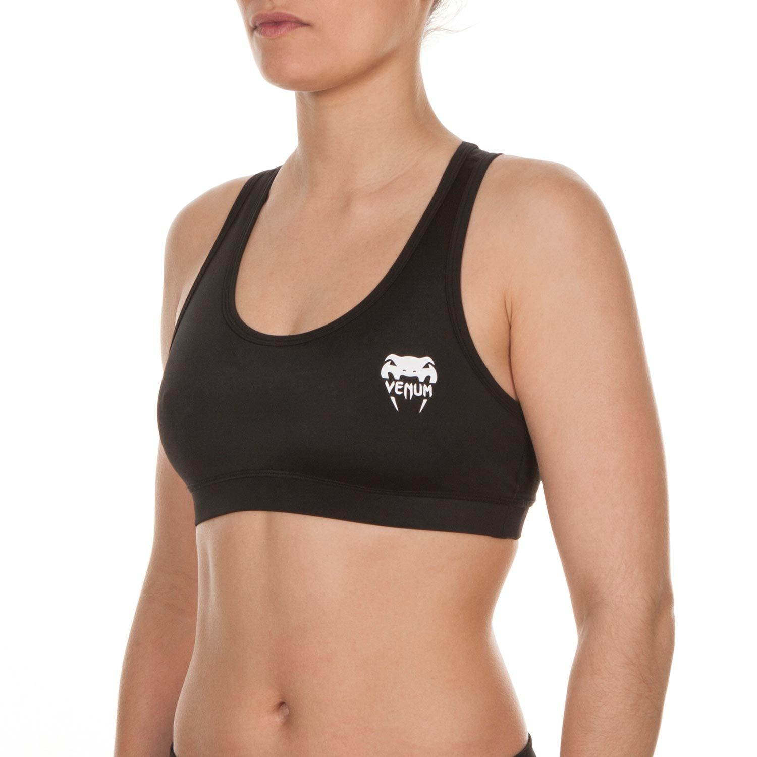 Venum Essential Sports Bra - Black