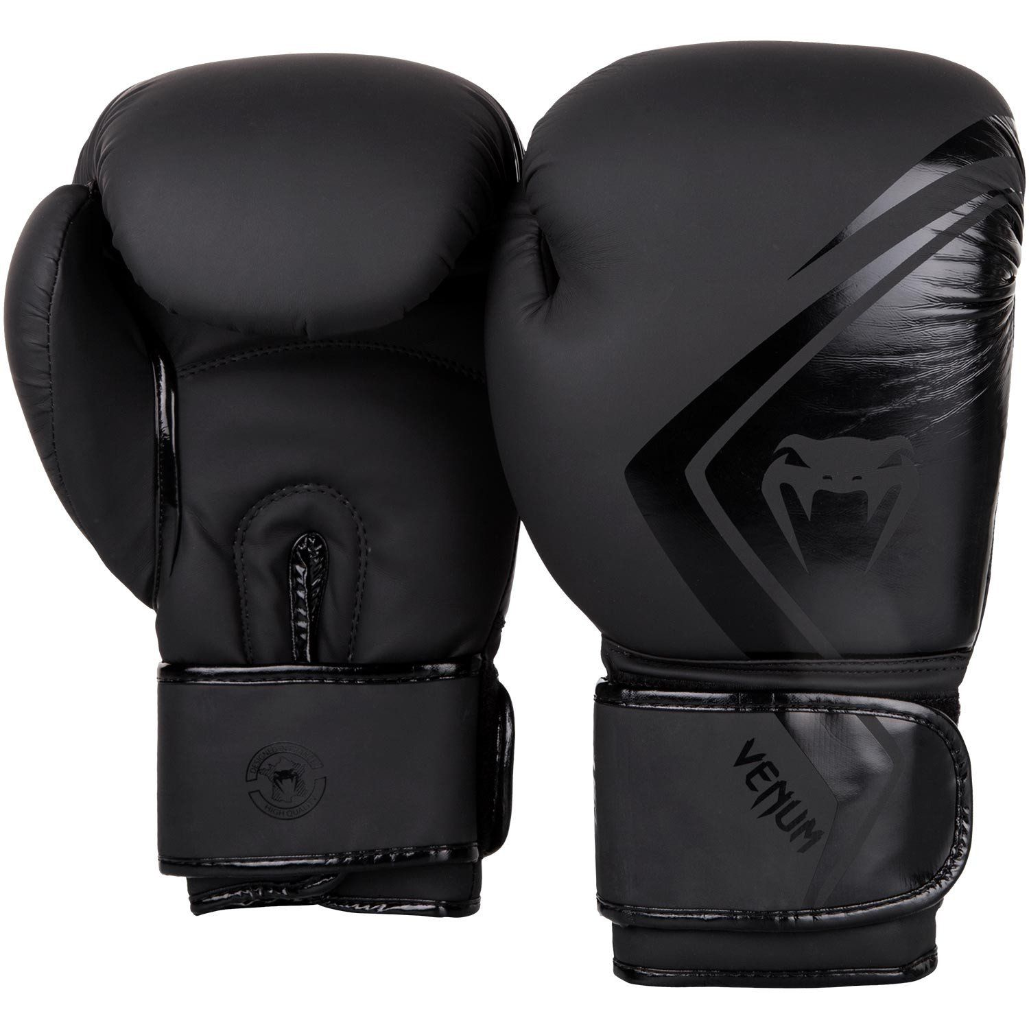 Venum Boxing Gloves Contender 2.0 - Black/Black