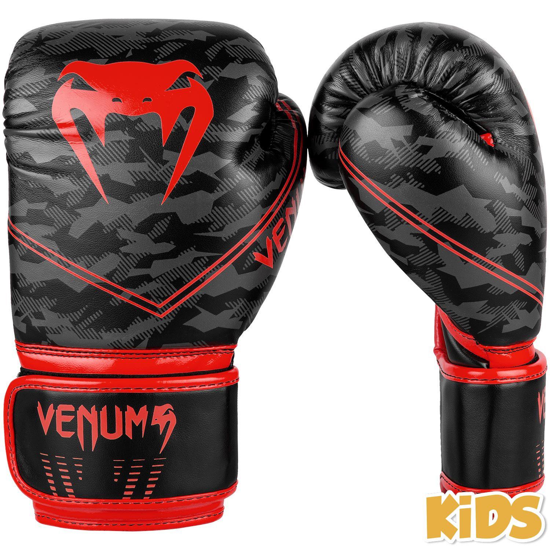 Venum Kontact 2.5m Boxing Handwraps Red