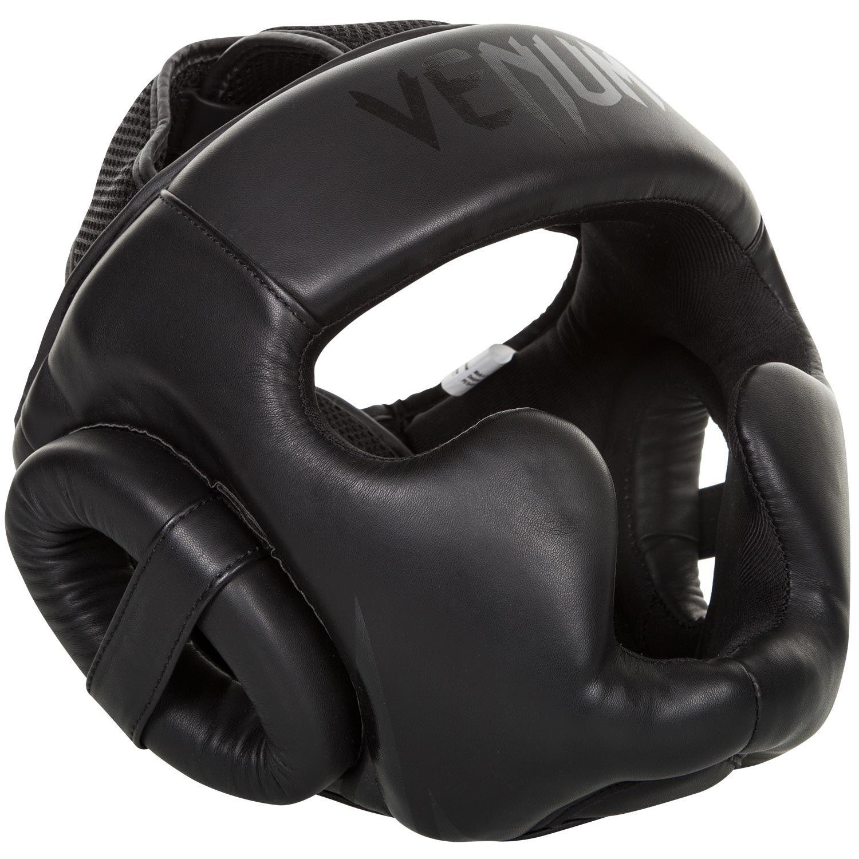 Защитный шлем Venum Challenger 2.0 - Черный/Черный
