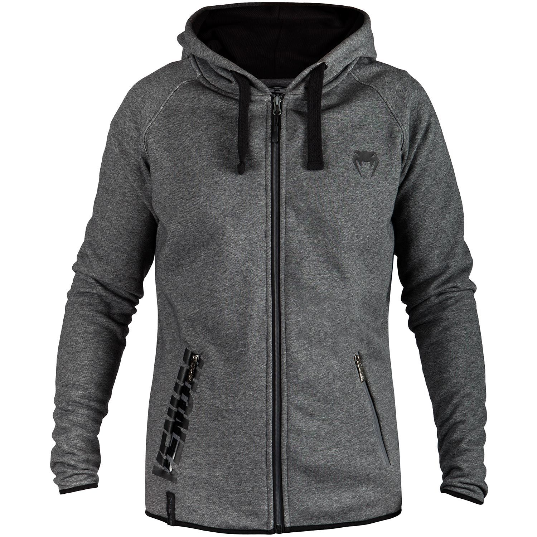 Venum Contender 2.0 Hoodie - Grey/Black