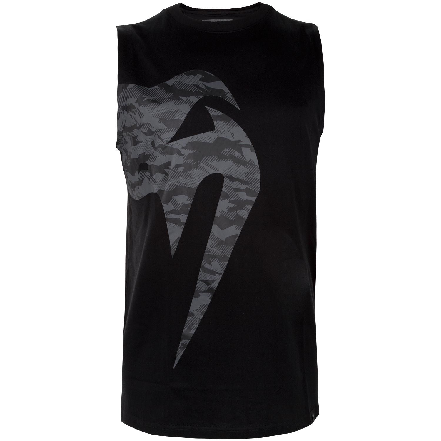 Venum Giant Camo 2.0 tank top - Black/Urban Camo