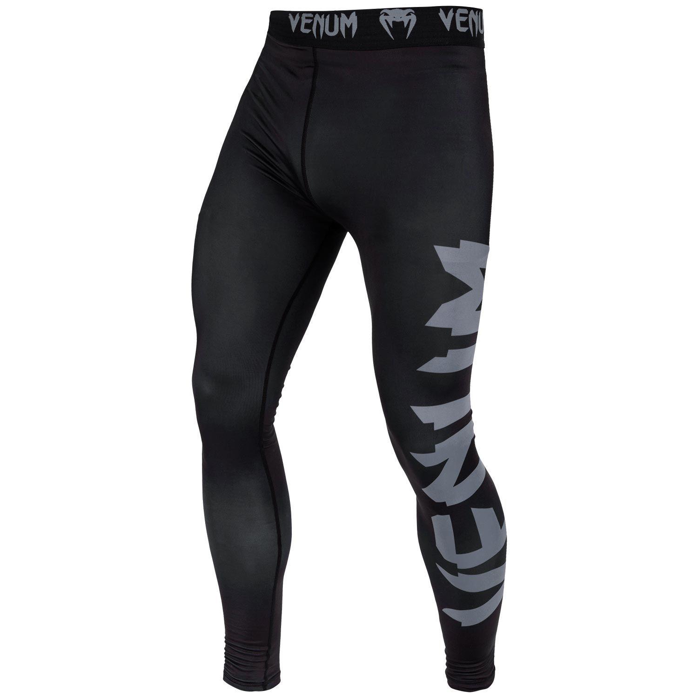 Venum Giant Compression Tights - Black/Grey
