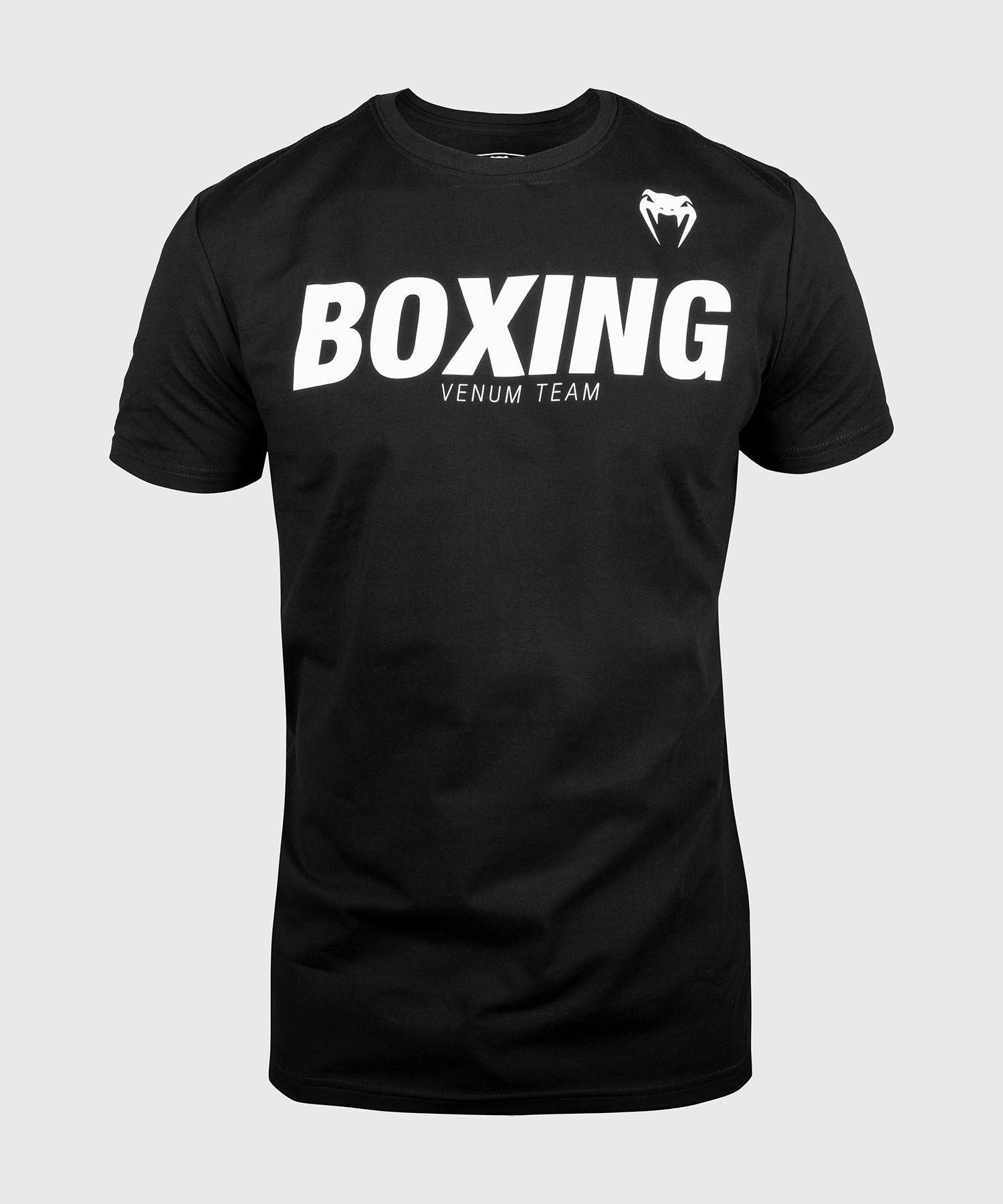 Venum Boxing VT T-shirt - Black/White