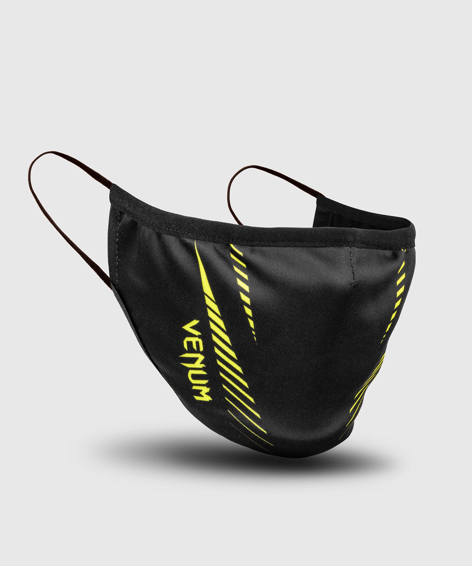 VENUM FACE MASK – BLACK/NEO YELLOW