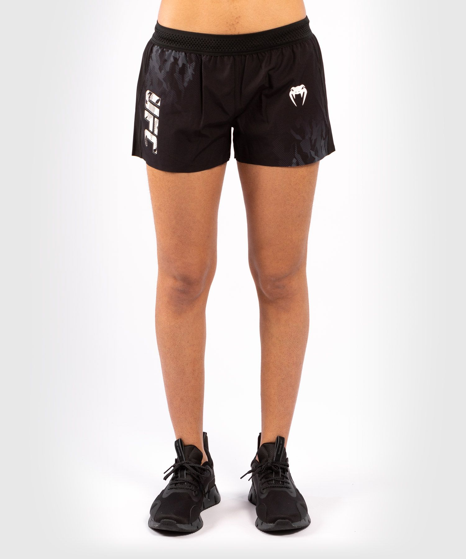 UFC Venum Authentic Fight Week Women's Performance Shorts - Black