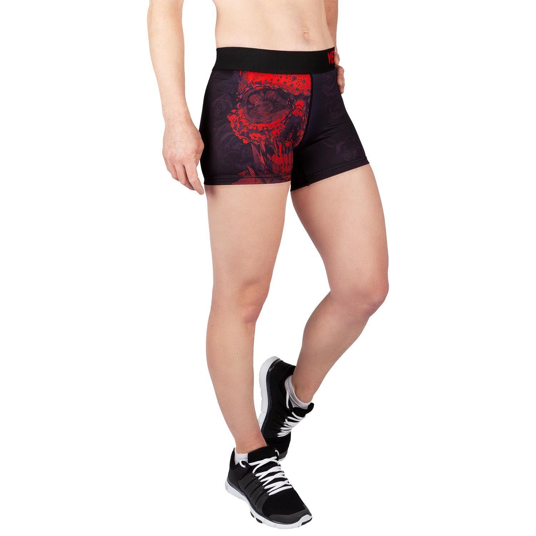 Venum Santa Muerte 3.0 Shorts - For Women - Black/Red
