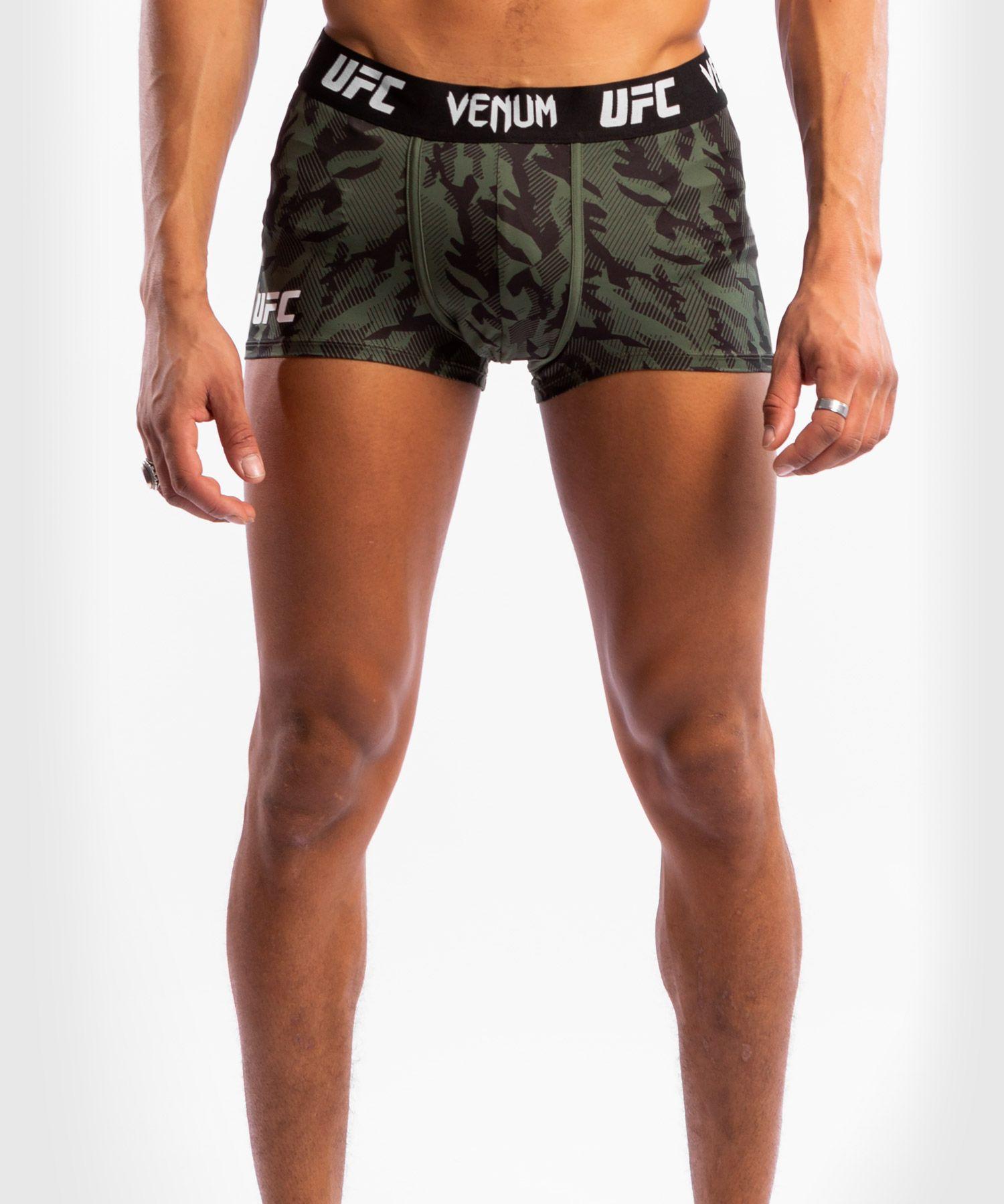 UFC Venum Authentic Fight Week Men's Weigh-in Underwear - Khaki