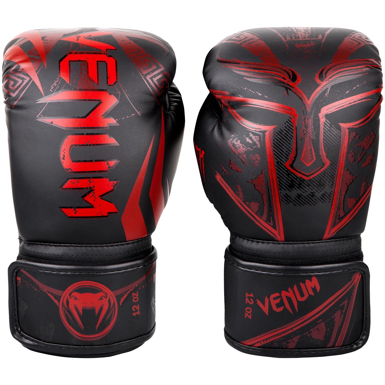 Боксерские перчатки Venum Gladiator 3.0  - черный/красный