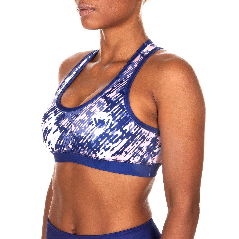 coral sports bra