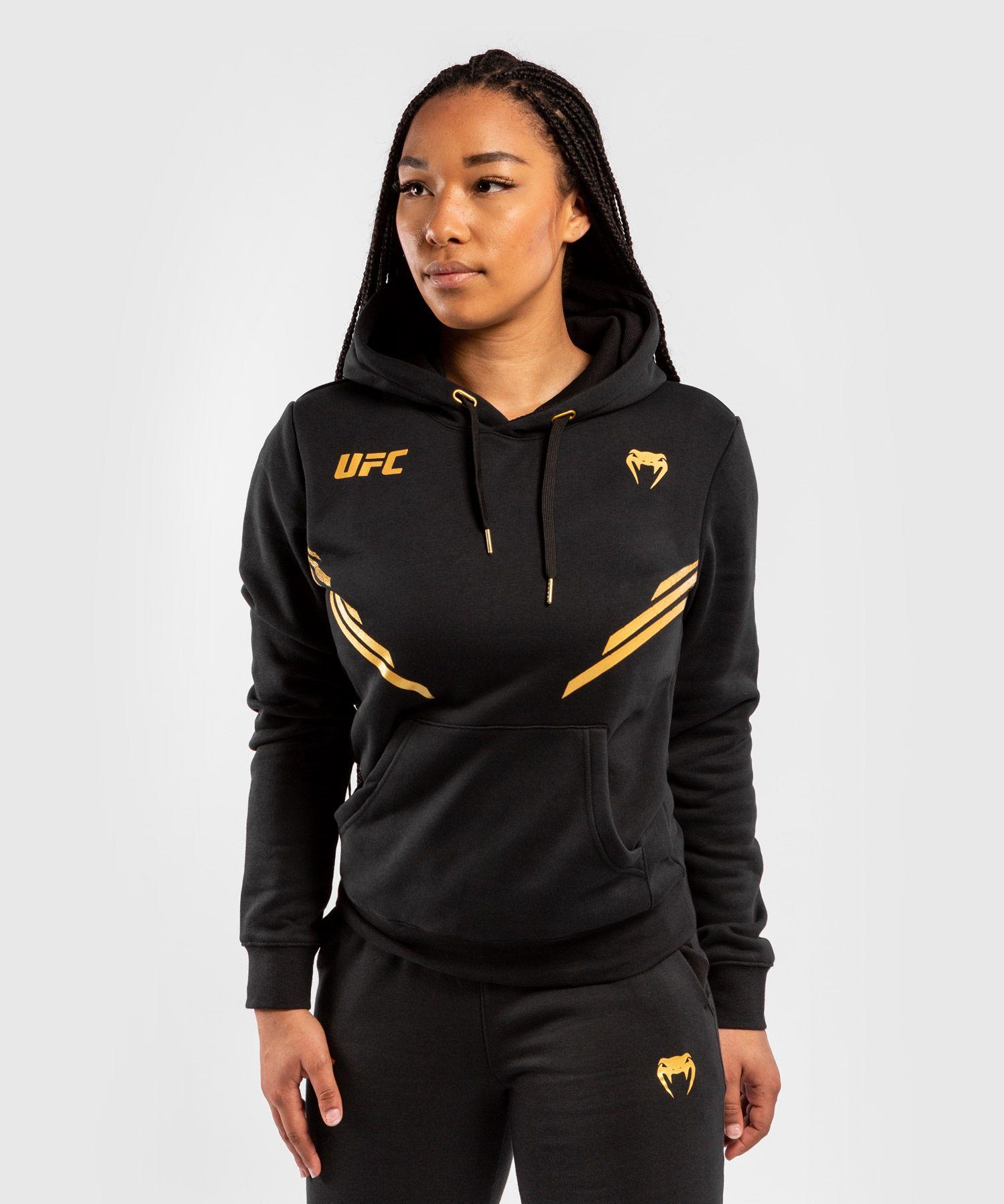 ЖЕНСКАЯ ТОЛСТОВКА UFC VENUM REPLICA - Чемпион