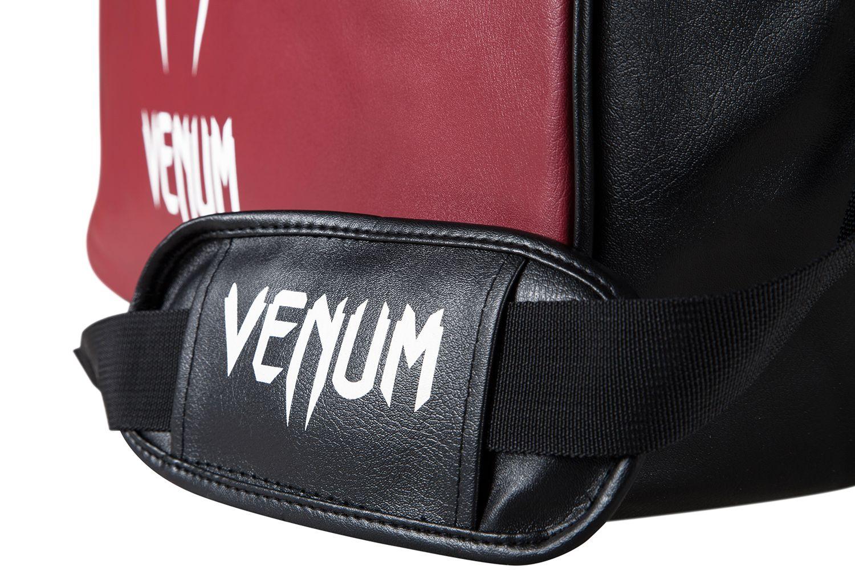 Skintex leather Venum Red Devil MMA Shinguards