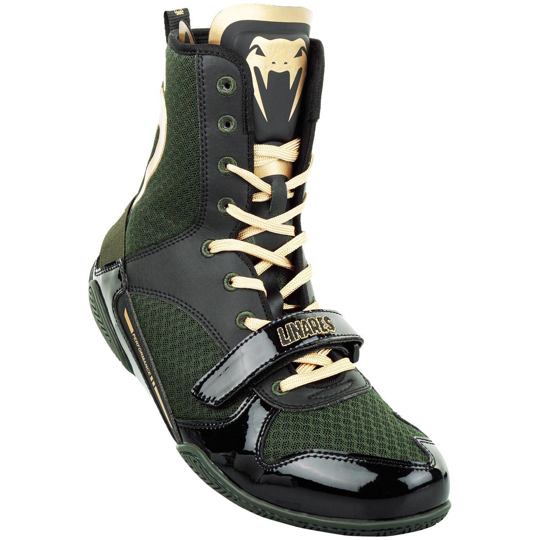 Venum Elite Evo Linares Edition Boxing Shoes