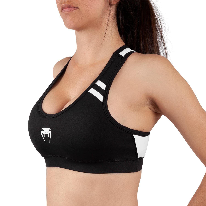 Venum Power 2.0 Sport Bra - For Women - Black/White