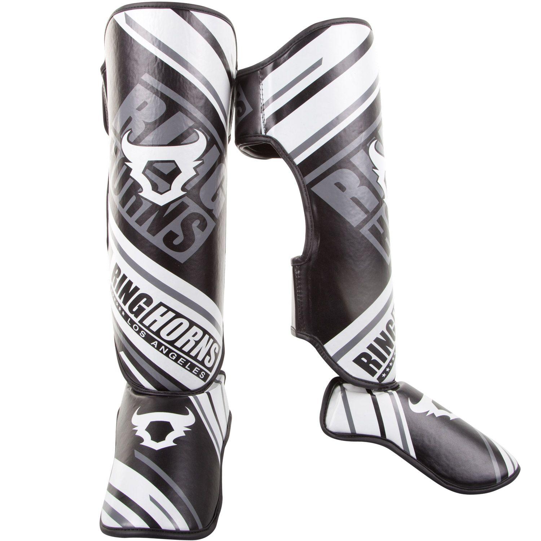 Защитные щитки голени и подъема стопы Ringhorns Nitro – черный