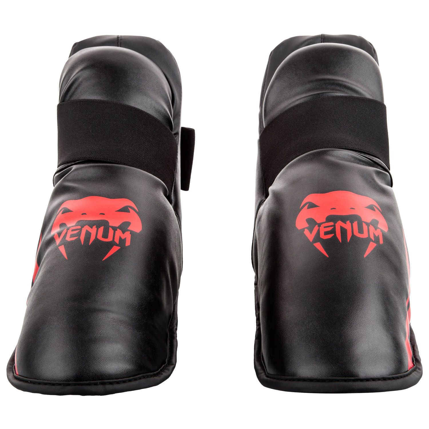 Venum Challenger Foot Gear - Black/Red