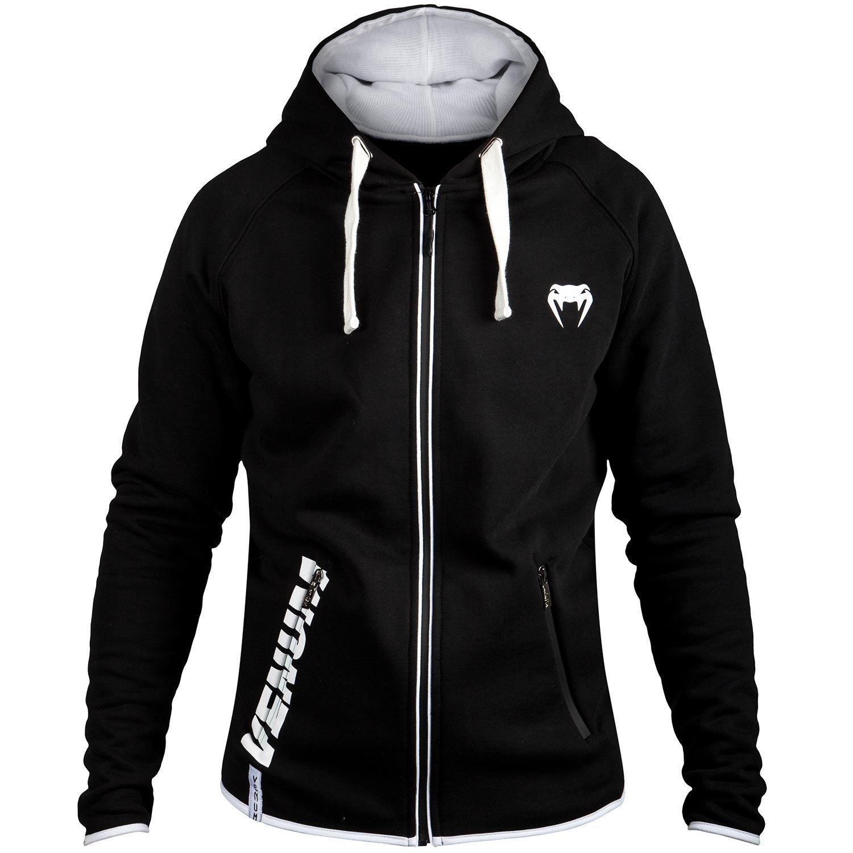 Venum Contender 2.0 Hoodie - Black/White