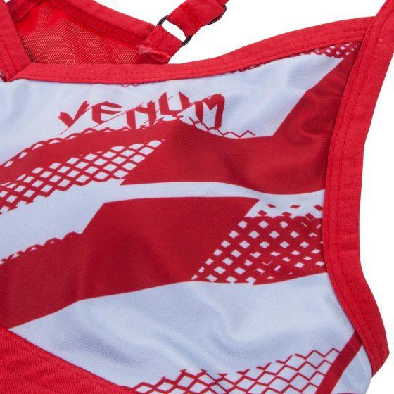 Venum Rapid Sports Bra - Coral/Light cyan