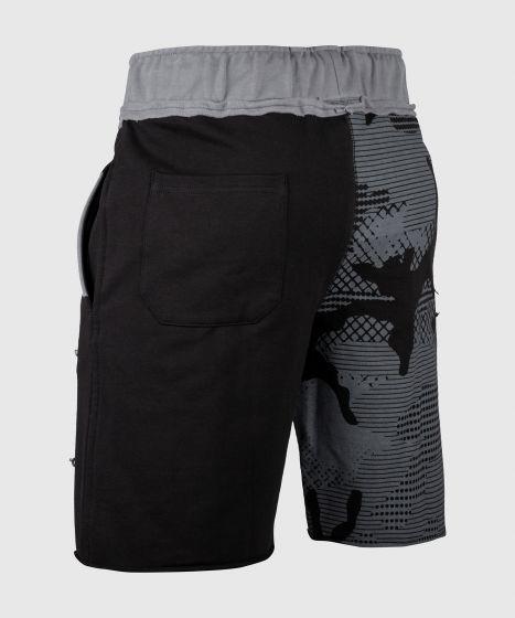 Хлопковые шорты Venum Assault - Черный/Серый