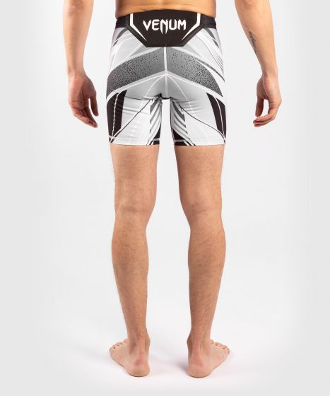 UFC Venum Authentic Fight Night Men's Vale Tudo Shorts - Short Fit - White