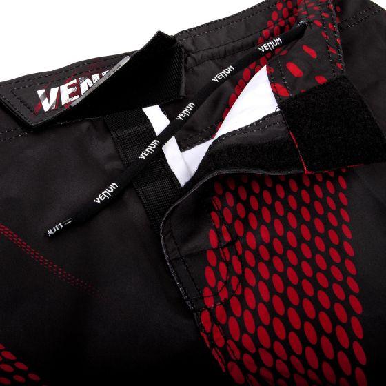 Venum Rapid Fightshorts - Black/Red - XXL