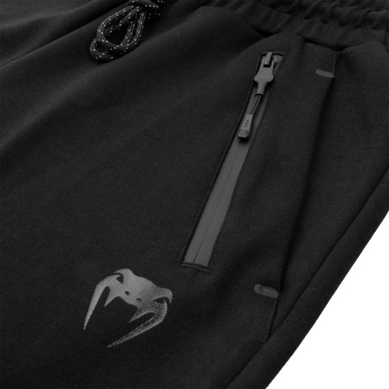 Штаны для бега Venum Laser 2.0 - Black/Black