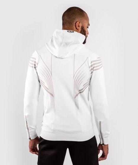 UFC Venum Authentic Fight Night Men's Walkout Hoodie - White