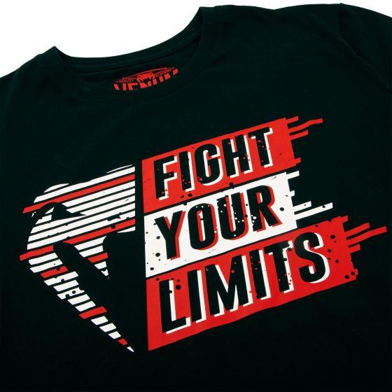 Venum Fight your Limits T-Shirt - Black