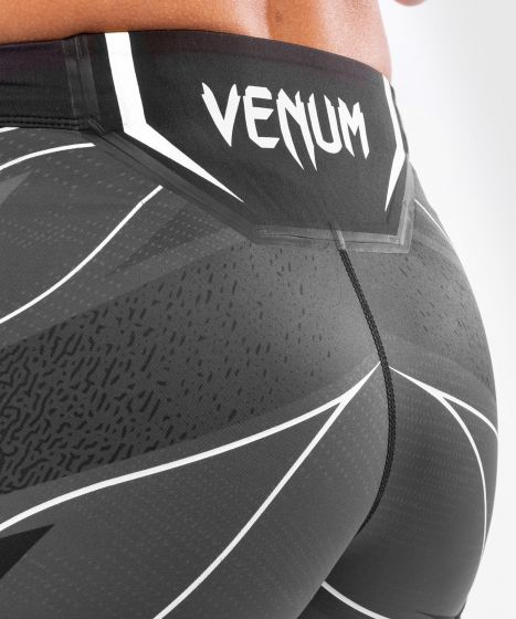 UFC Venum Authentic Fight Night Women's Vale Tudo Shorts - Short Fit - Black