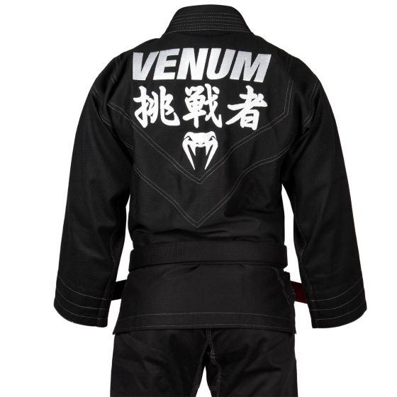 Venum Challenger 4.0 BJJ Gi - (Bag Included) - Black