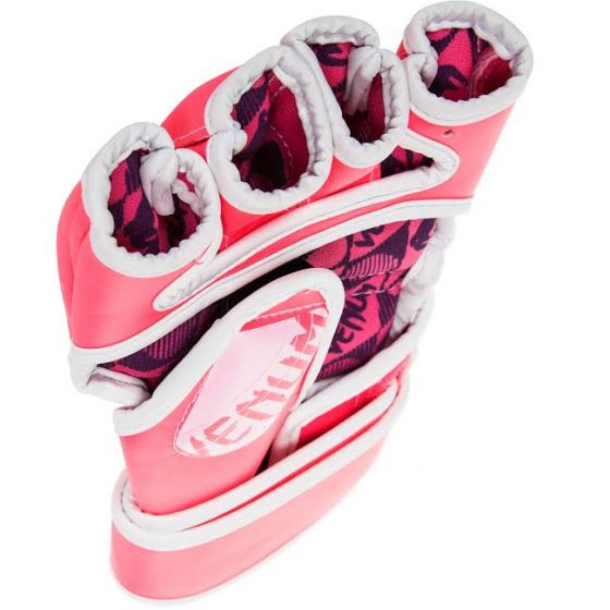 Venum Undisputed 2.0 MMA Gloves - Pink/White