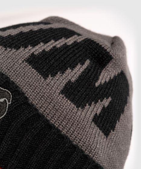 Шапка Venum Elite - Чёрный/серый