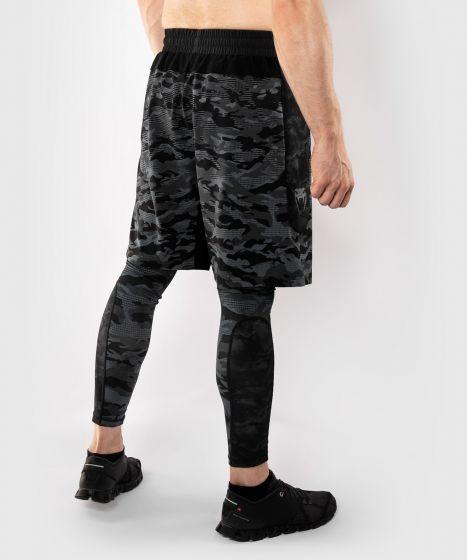 Спортивные шорты Venum Defender - Темный камуфляж