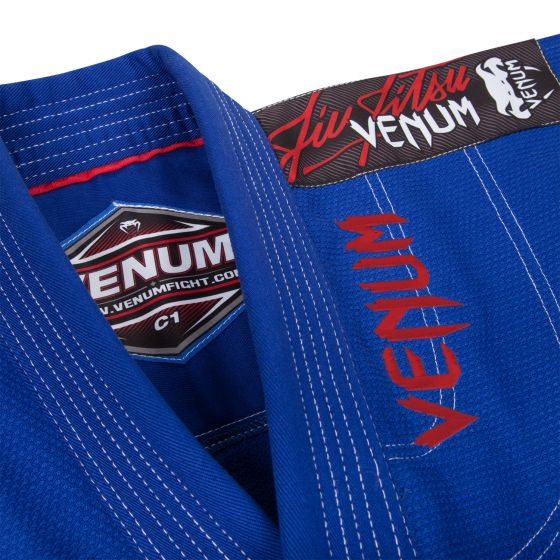 Venum Challenger 2.0 Kids BJJ Gi - Royal Blue