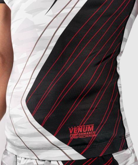 Рашгард Venum Contender 5.0 - Белый/Камуфляж