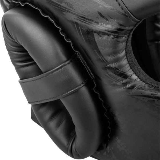 Venum Gladiator 3.0 Headgear - Matte Black