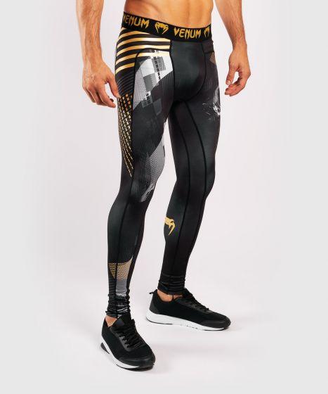 Компрессионные штаны Venum Skull - Черный
