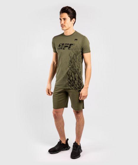 МУЖСКИЕ ХЛОПКОВЫЕ ШОРТЫ UFC VENUM FIGHT WEEK - Хаки