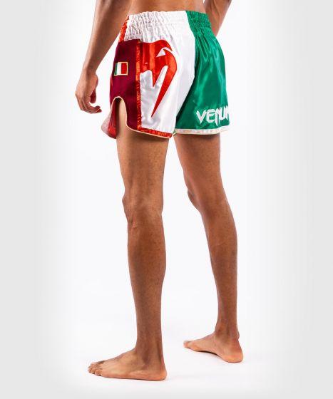 Venum MT 플래그 무에타이 쇼츠 - 이탈리아