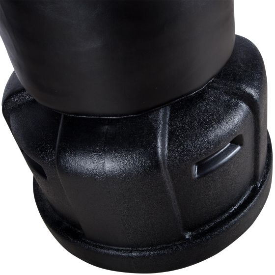 Venum Flex Standing Punching Bag-Black/Red