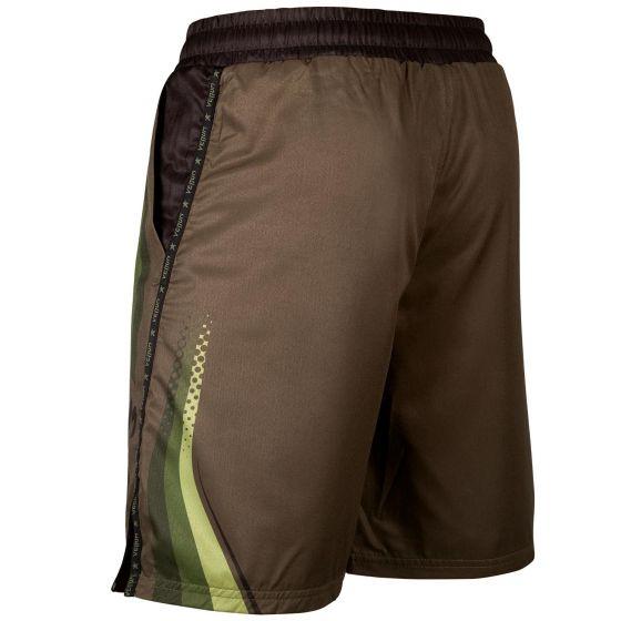 Venum Cutback 2.0 Training Shorts - Khaki/Black